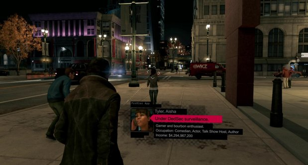 New Watch Dogs Trailer Features An Aisha Tyler Cameo