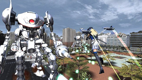 Earth Defense Force 2017 Portable To Launch In February
