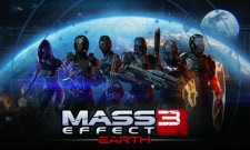 "New Mass Effect 3 ""Earth"" DLC Announced"
