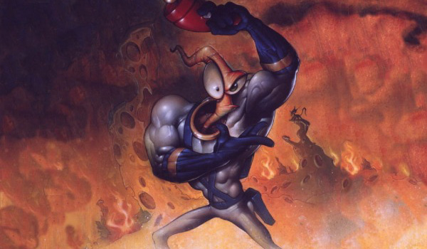 David Perry: New Earthworm Jim Game Will Happen