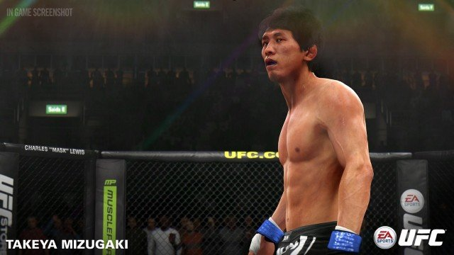 Major Patch For EA Sports UFC Adds Three New Fighters