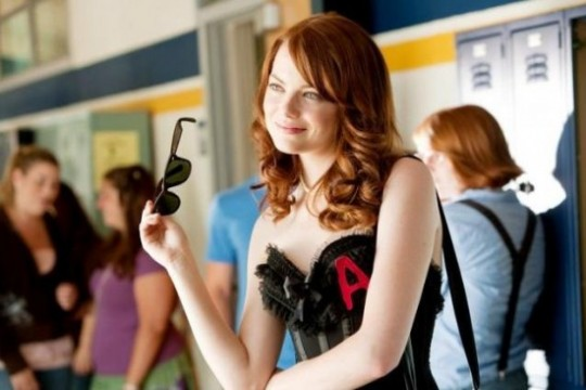 Emma Stone Returns To Zombieland With Pride And Prejudice And Zombies