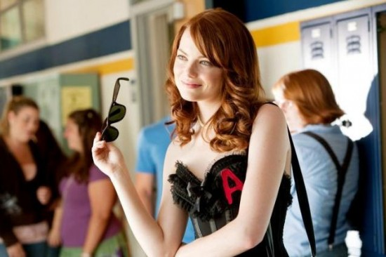 Emma Stone May Join Gangster Squad