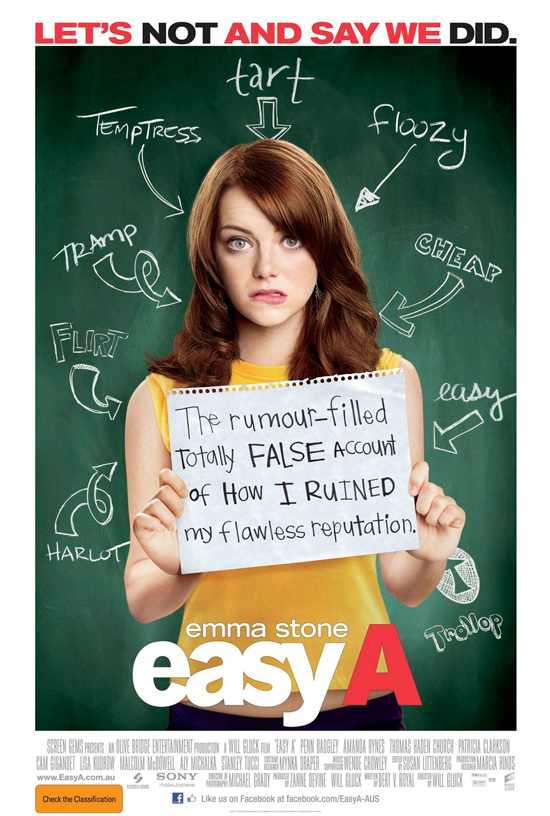 Easy A Review
