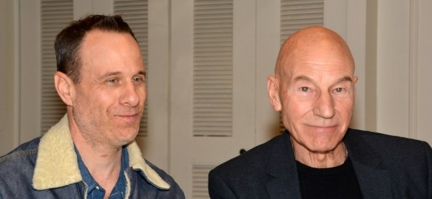 Roundtable Interview With Patrick Stewart And Stephen Belber On Match