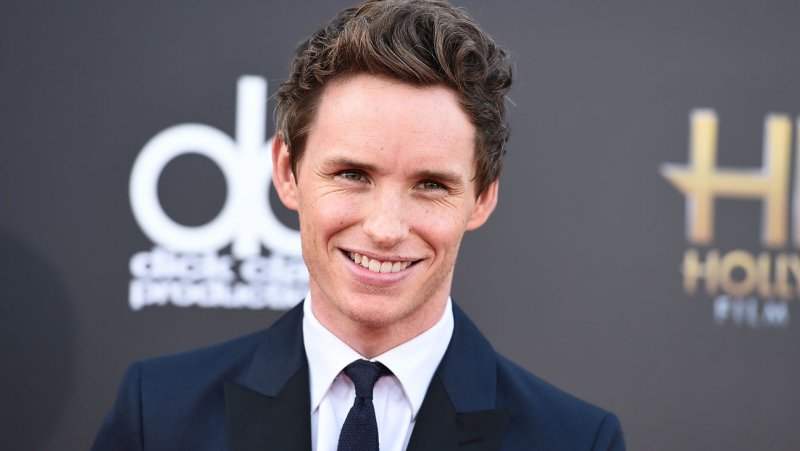 Eddie Redmayne In Talk...