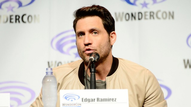 Edgar Ramirez Talks About Portraying Bodhi In The Upcoming Point Break Remake