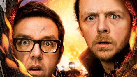 Roundtable Interview With Simon Pegg And Nick Frost On The World's End