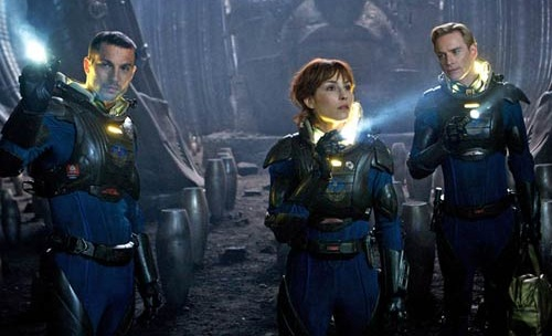 Prometheus 2 Has A Finished Script, May Release in 2015