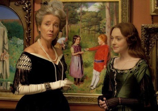 Join A Victorian Love Triangle In First Effie Gray Trailer