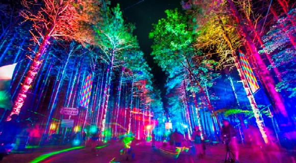 Electric Forest Releases Lineup Through Viral Video Campaign