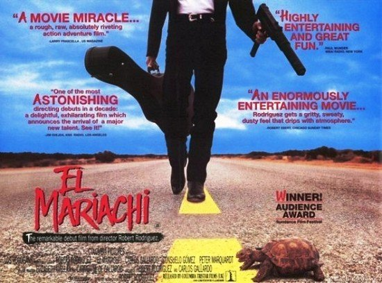 el mariachi.04.30.2012 10 Insanely Profitable Low Budget Films