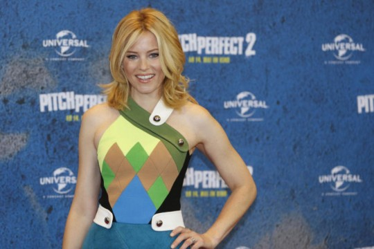 Elizabeth Banks Will Return At The Helm For Pitch Perfect 3