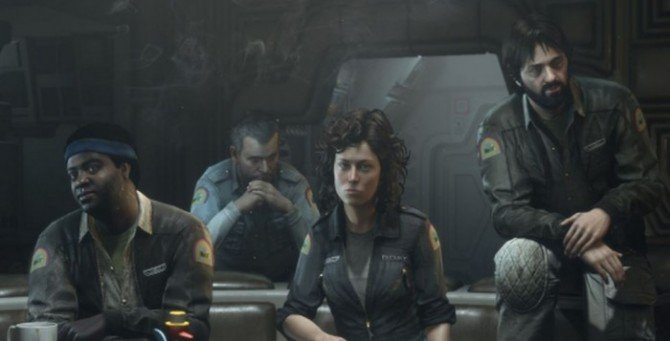 The Cast Of Alien Talks Alien: Isolation And Immersion In Games