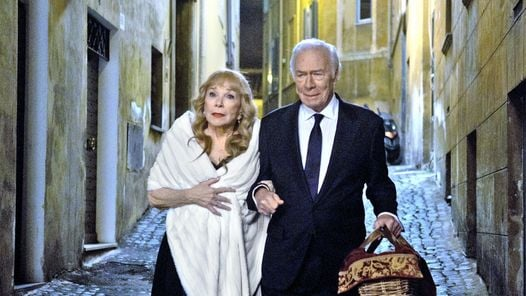 Christopher Plummer And Shirley MacLaine Turn On The Charm In Elsa & Fred Trailer
