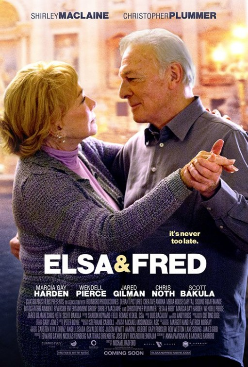 Elsa & Fred Review