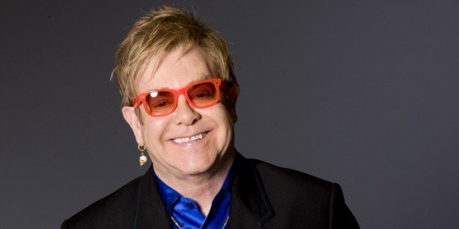 Elton John Confirms Role In Matthew Vaughn's Kingsman: The Golden Circle