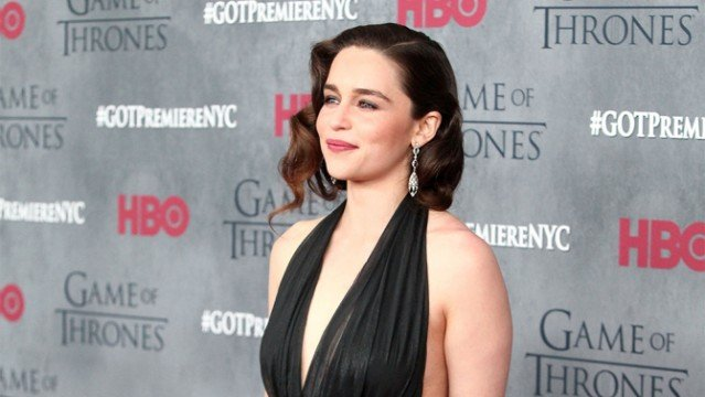 Game Of Thrones Star Emilia Clarke To Lead Voice From The Stone