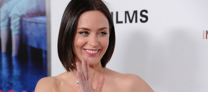 Disney Eyes Emily Blunt For Title Role In Mary Poppins Sequel