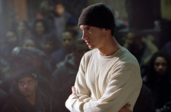 Eminem To Star In Random Acts Of Violence