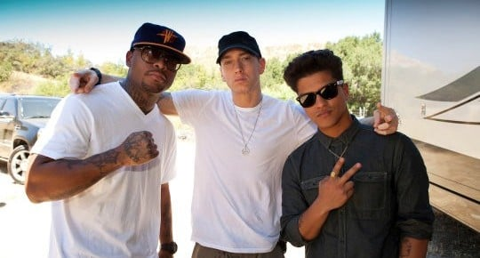 Bad Meets Evil Release Lighters Music Video Featuring Bruno Mars