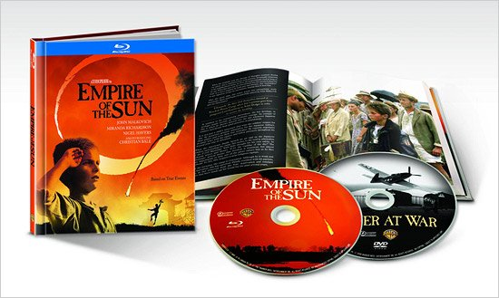 Steven Spielberg's Empire Of The Sun Finally Coming To Blu-Ray In June