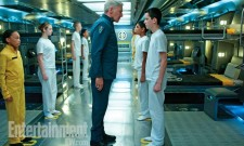 First Look At Harrison Ford In Ender's Game
