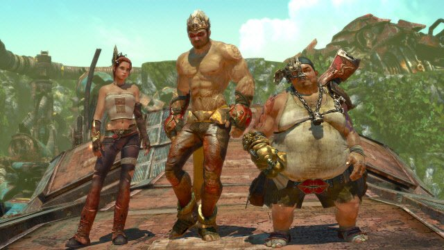Enslaved: Odyssey To The West Premium Edition Launches On PSN Today
