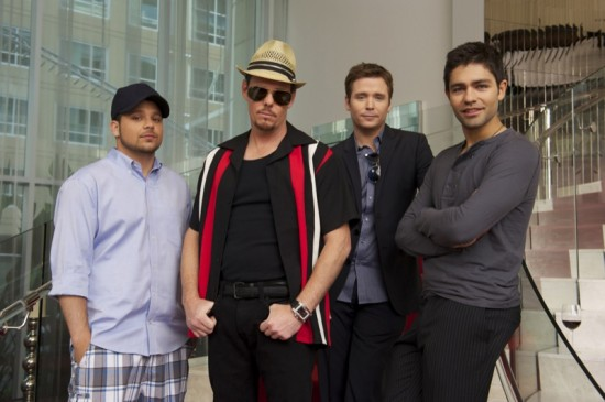 Mark Wahlberg Says That Greed Is Holding Up The Entourage Movie