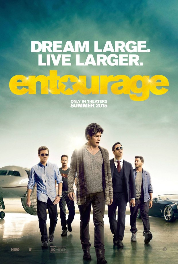 Vinnie Chase Gets Behind The Camera In First Full-Length Entourage Trailer