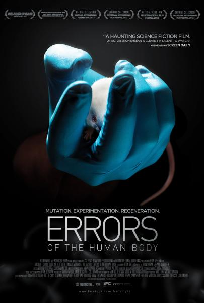 Errors Of The Human Body Review