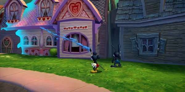 Blitz Games Handling HD Versions Of Epic Mickey 2: The Power Of Two