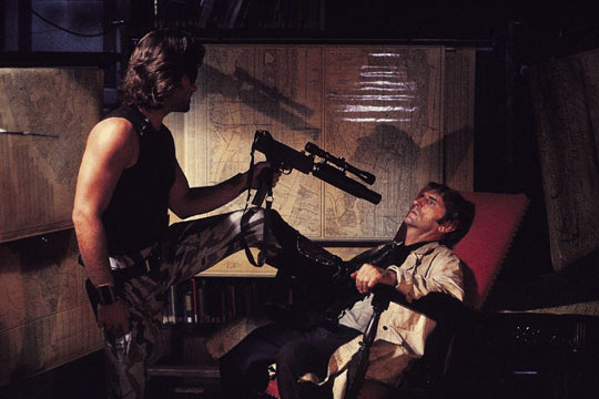 escape from new york brain We Got This Covereds Top 100 Action Movies