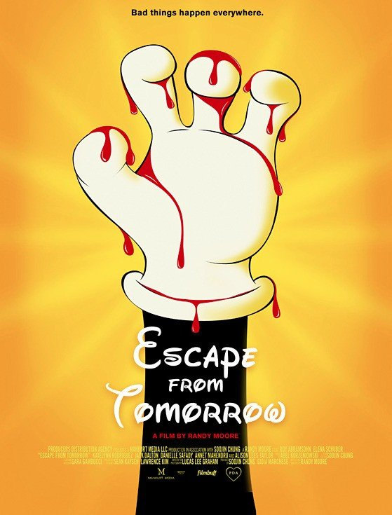 escape from tomorrow poster2 The Top 10 Movie Posters Of 2013