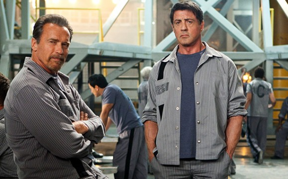 Watch The New Trailer For Stallone And Schwartzenegger's Escape Plan