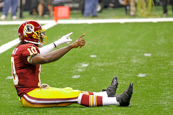 espnw a rg3 d1 600 Grading The NFL Rookie Quarterbacks: Week Seven