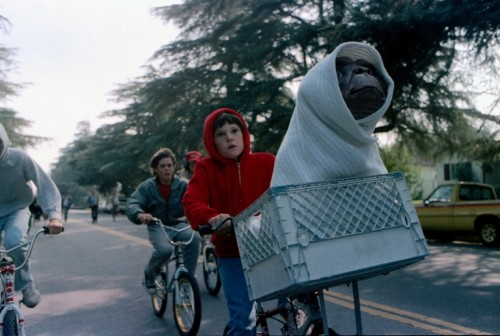 E.T. Coming To Blu-Ray In October