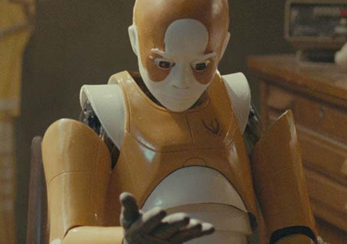 Robots Require Emotional Intelligence In Trailer For Eva