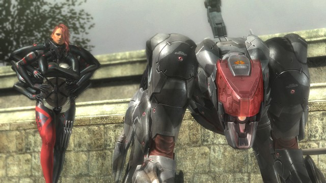 Metal Gear Rising Blade Wolf 2