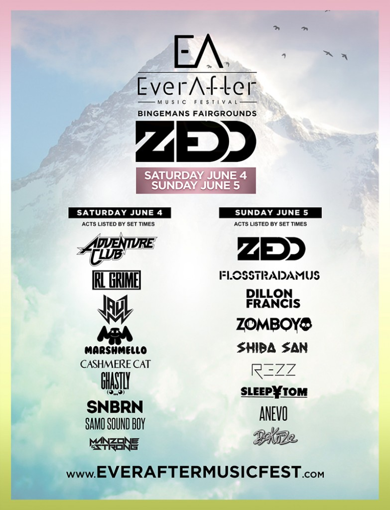 Ever After Unveils Lineup For 2016 Edition