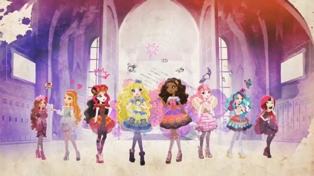 Mattel Toy Line Ever After High Being Prepped As A Film Franchise