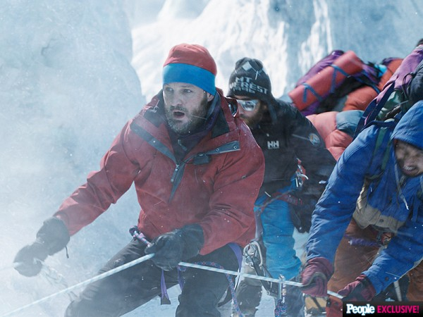 Jake Gyllenhaal Battles The Elements In New Everest Images; Chilling First Trailer Emerges