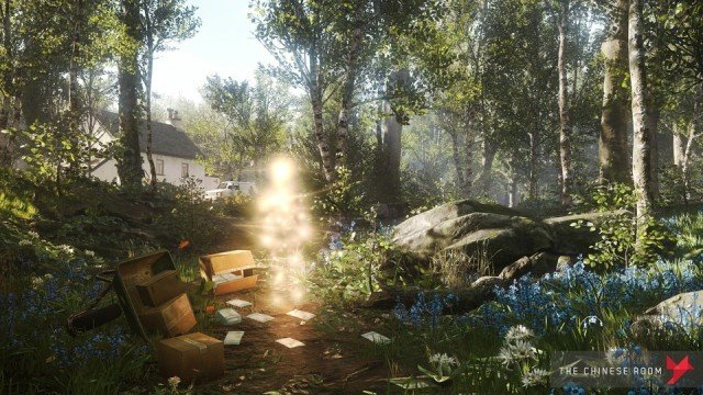 Everybody's Gone To The Rapture Past The Half-Way Point, Beautiful New Stills Released
