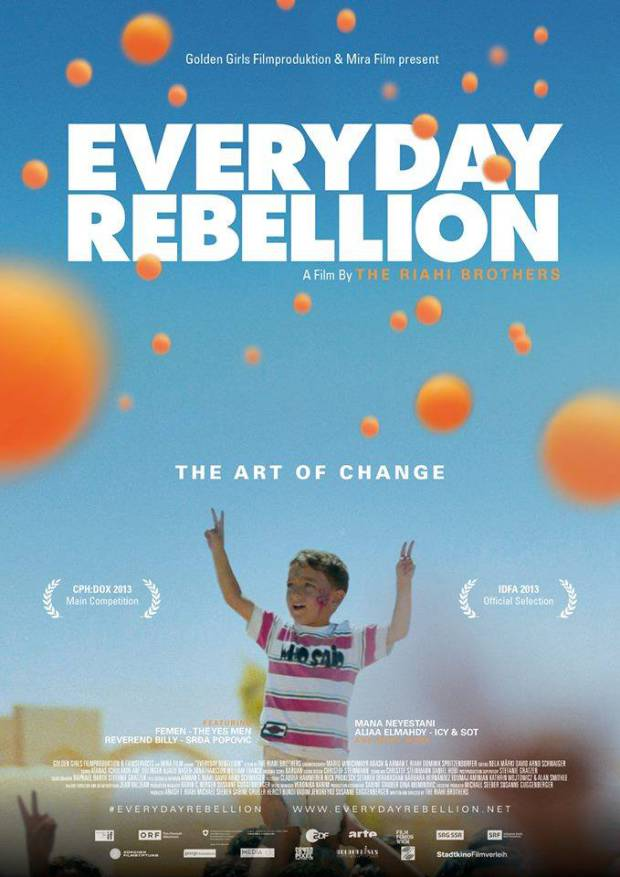 Everday Rebellion Review