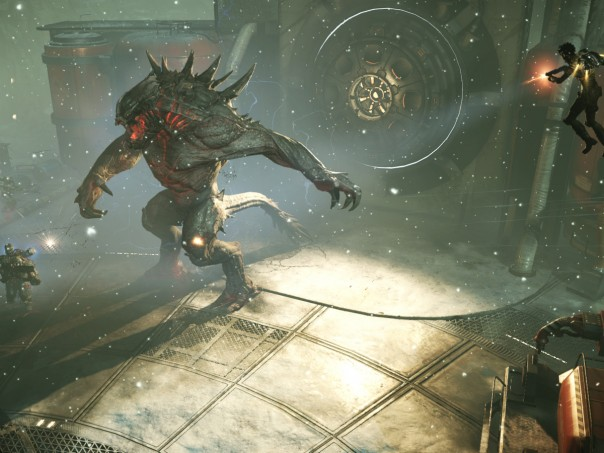 "Turtle Rock's Evolve Now A ""Key Long-Term Franchise"" For Take-Two"