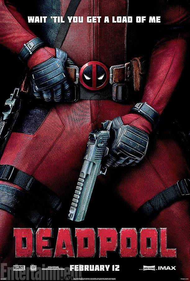 Ring In The Festive Season With 12 Days Of Deadpool, Cheeky New Poster Arrives