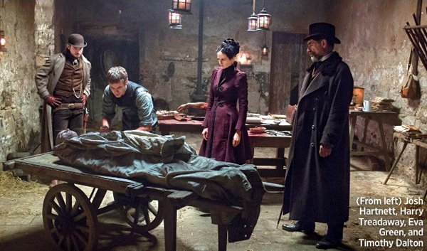 Images From Upcoming Showtime Series Penny Dreadful Promise Spooky, Gothic Thrills
