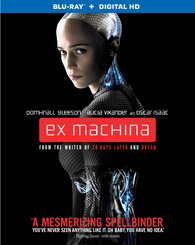 Ex Machina Blu-Ray Review