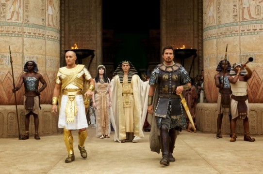 Check Out The First Trailer For Ridley Scott's Biblical Epic Exodus: Gods And Kings