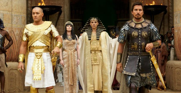 First Reaction To Ridley Scott's Exodus: Gods And Kings